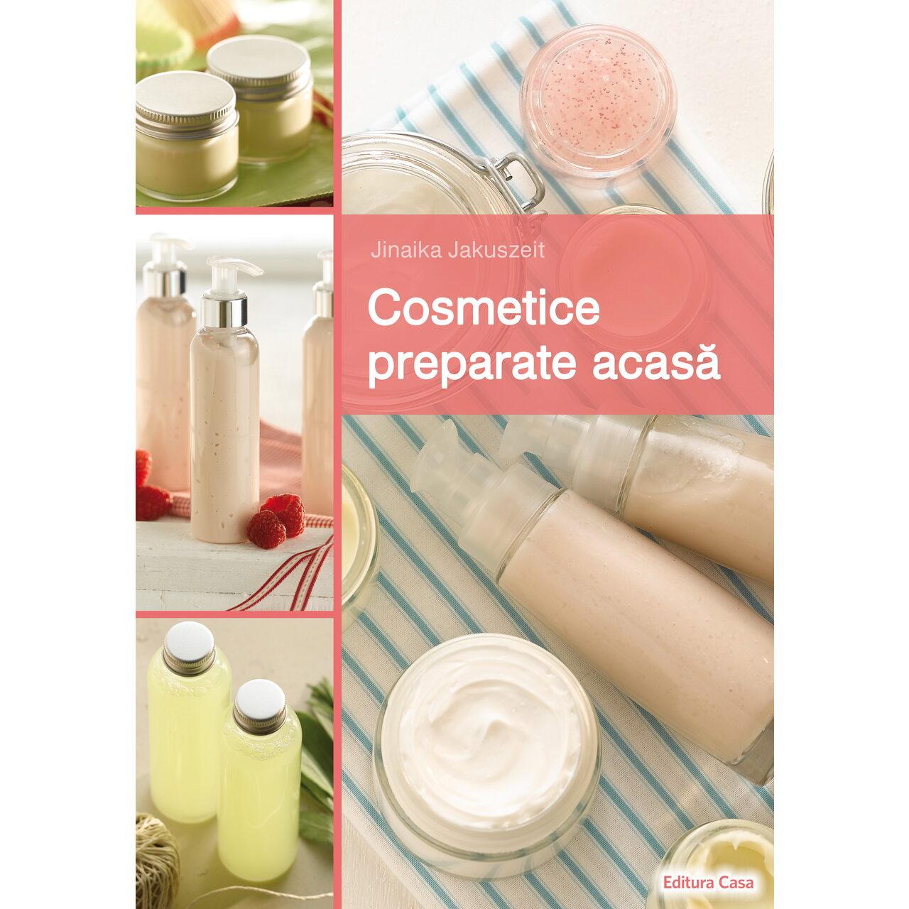 Cosmetice preparate acasă imagine edituracasa.ro