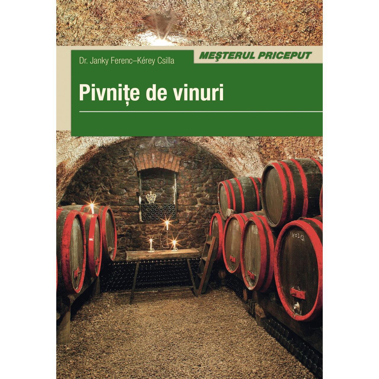 Pivniţe de vinuri imagine edituracasa.ro