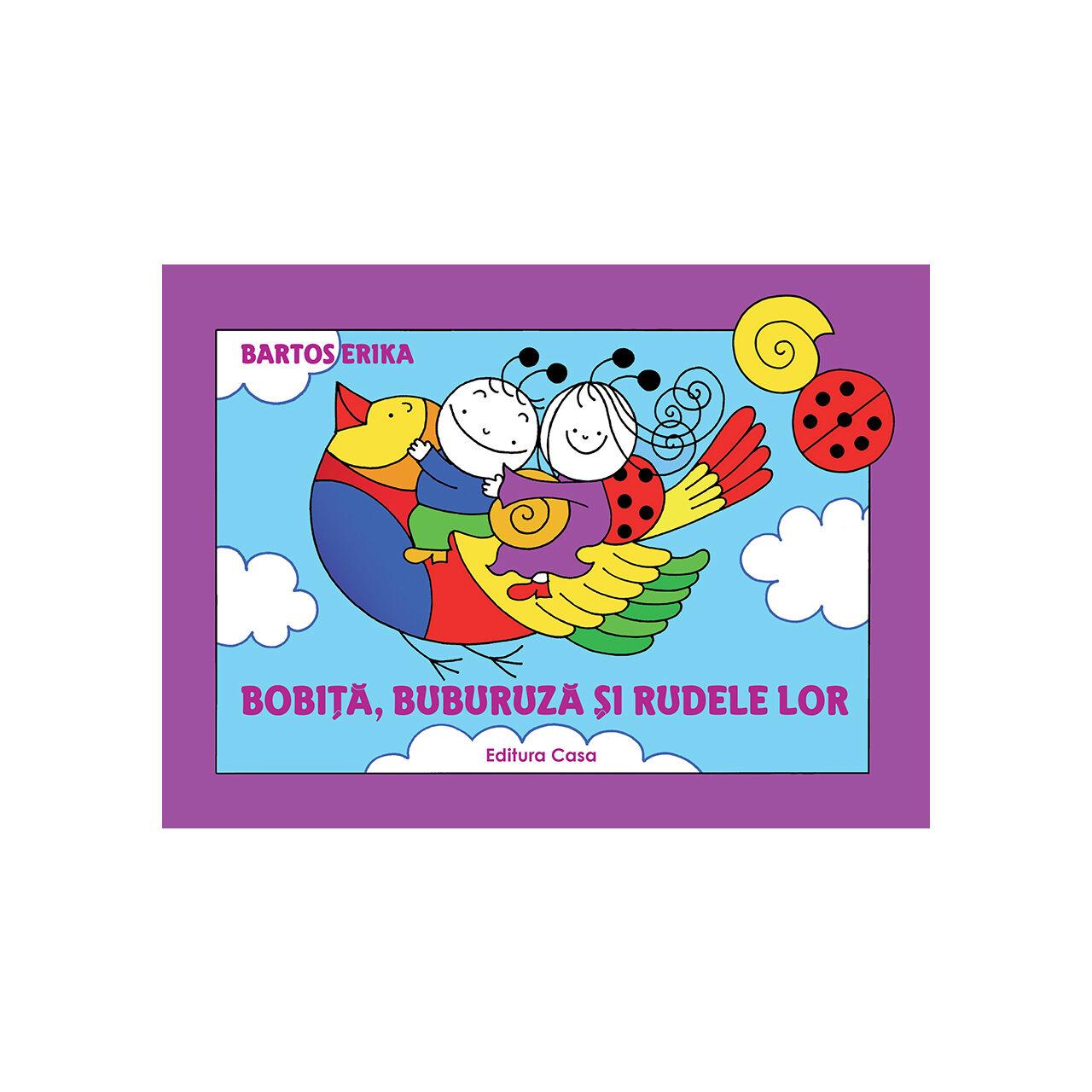 Bobiţă, Buburuză şi rudele lor imagine edituracasa.ro