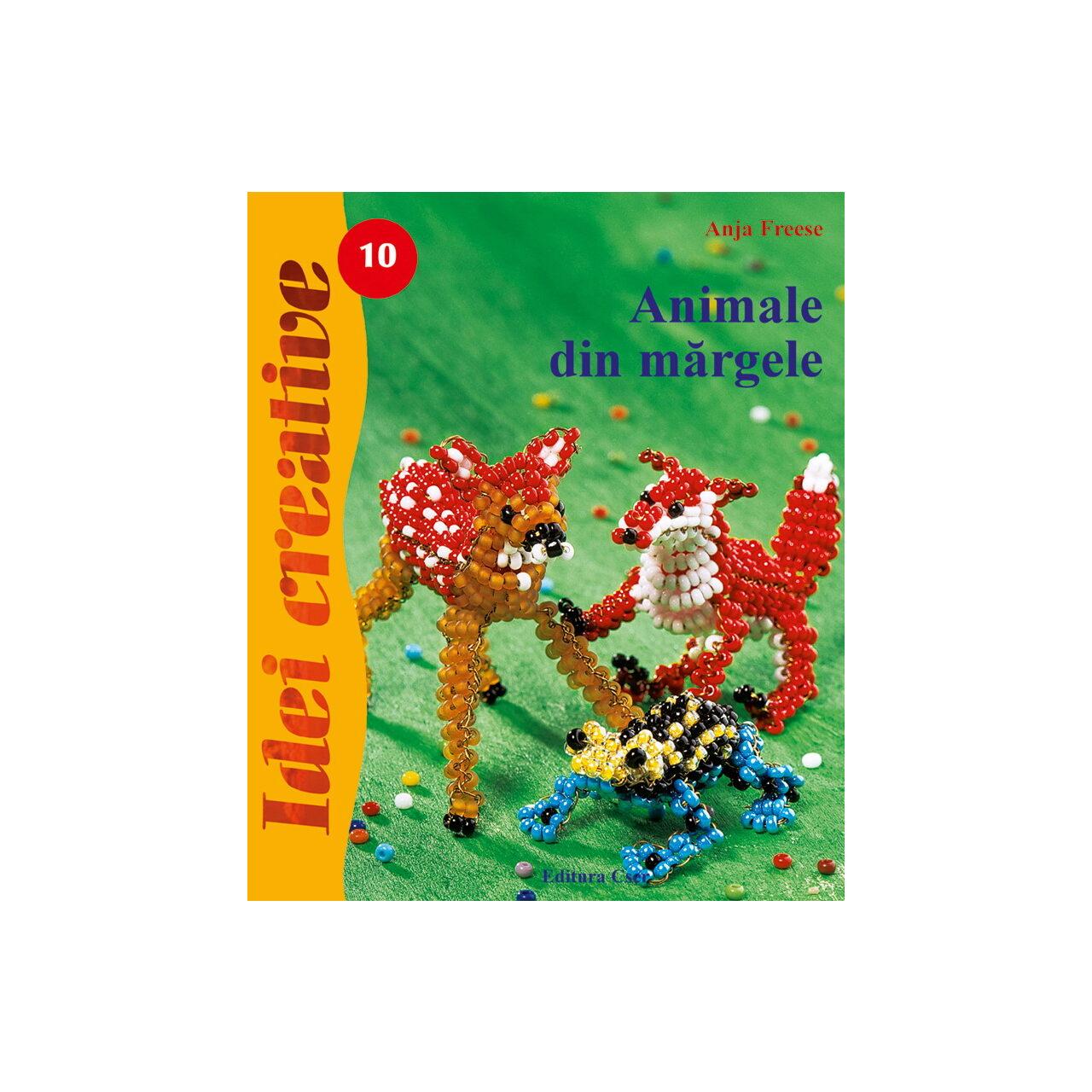 Animale din mărgele - Idei Creative 10 imagine edituracasa.ro