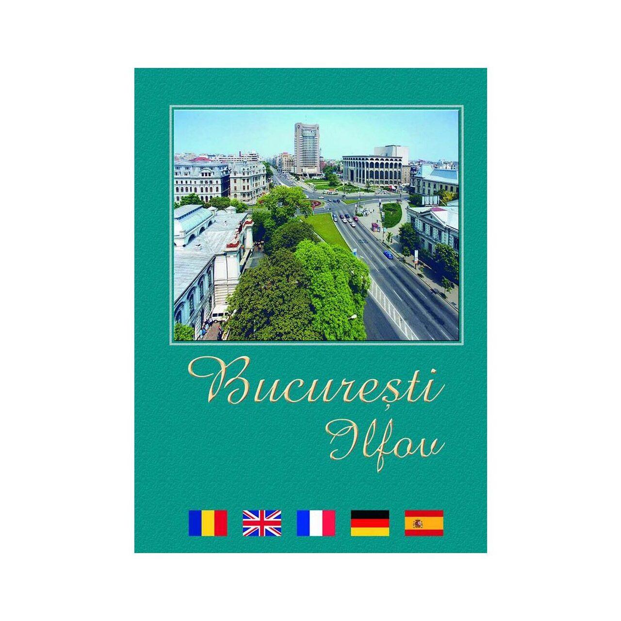 CD - carte Bucureşti - Ilfov imagine edituracasa.ro