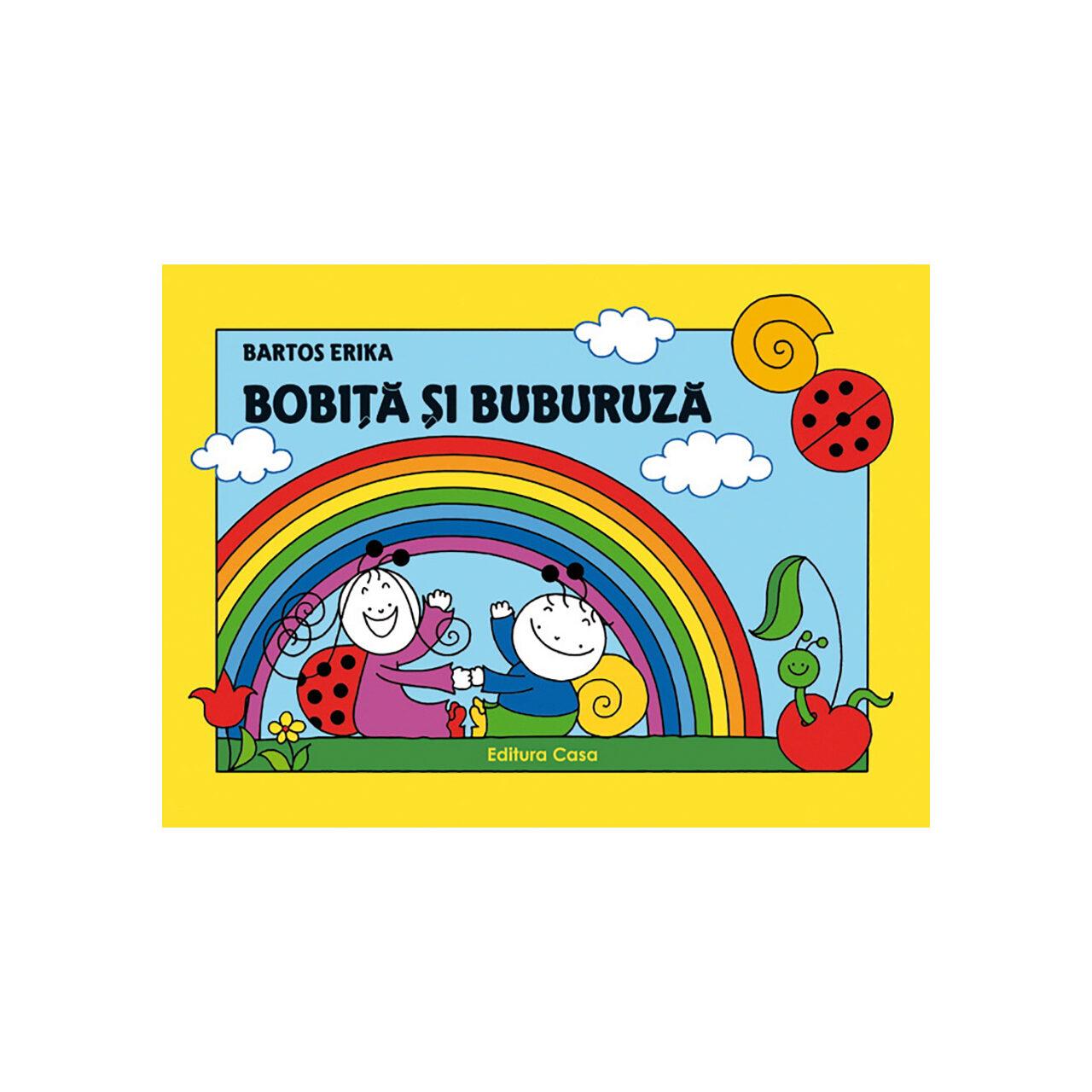 Bobiţă şi Buburuză imagine edituracasa.ro