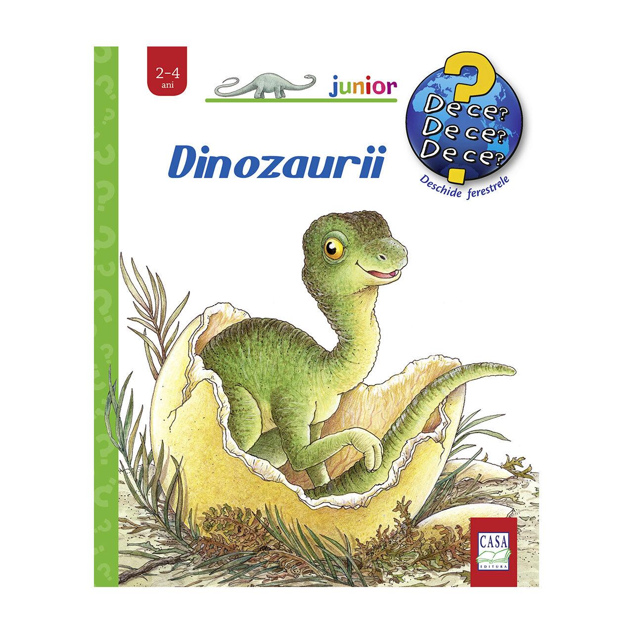 Dinozaurii imagine edituracasa.ro