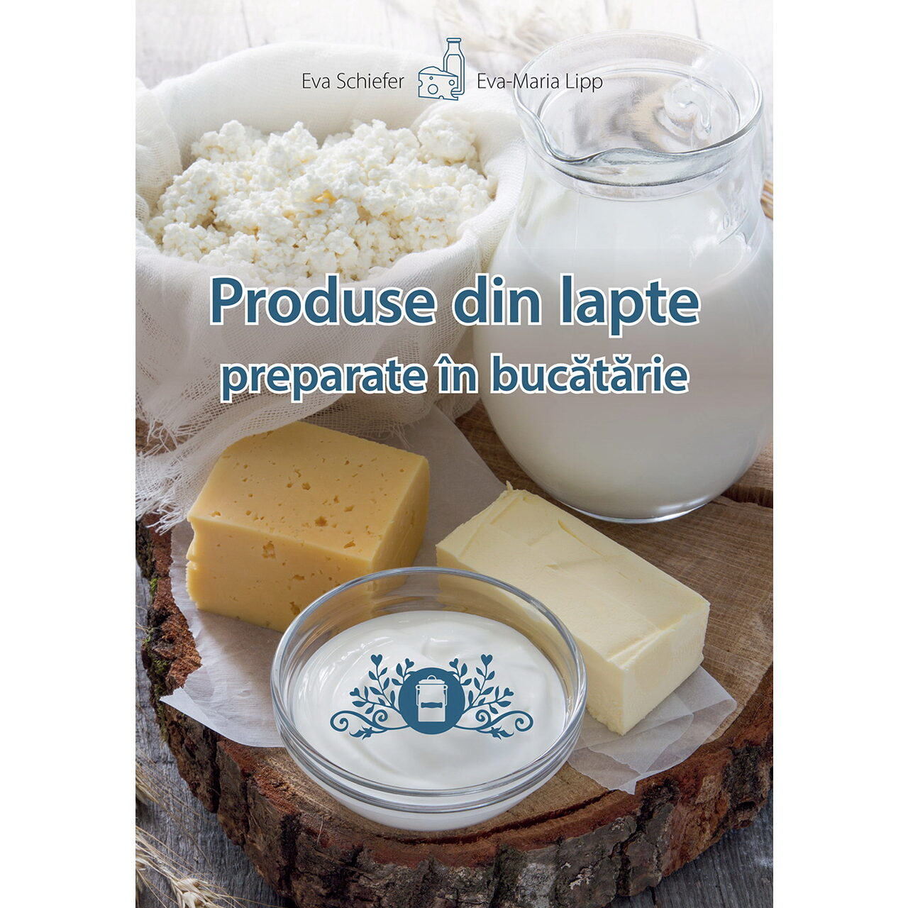 Produse din lapte preparate în bucătărie imagine edituracasa.ro