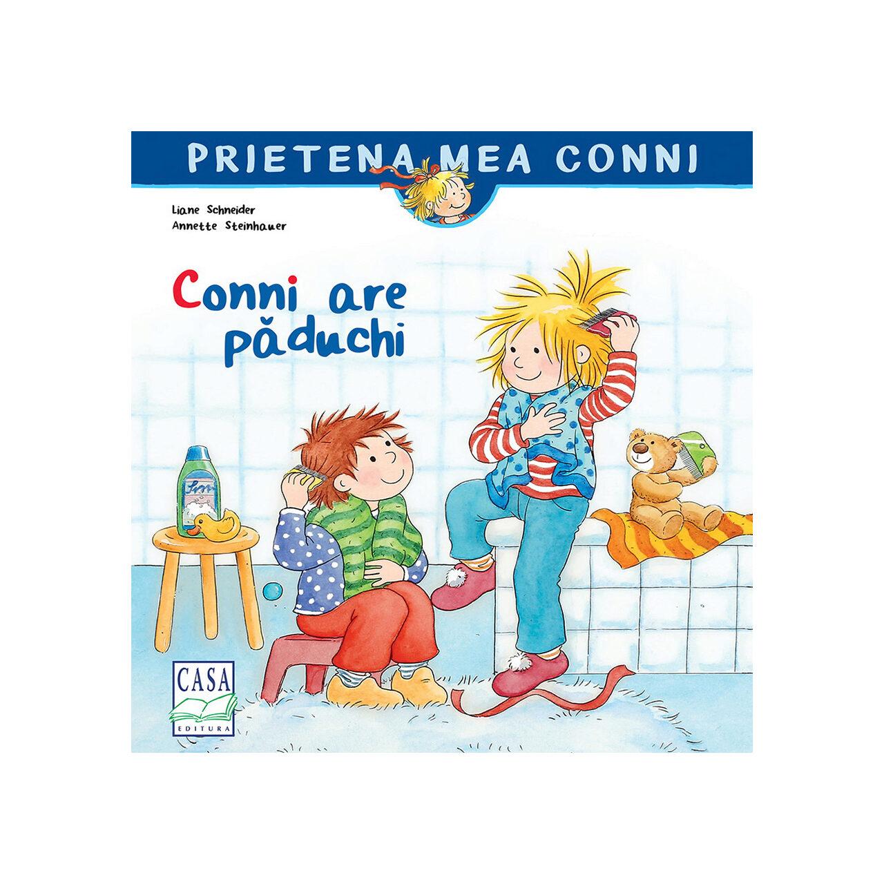 Conni are păduchi imagine edituracasa.ro
