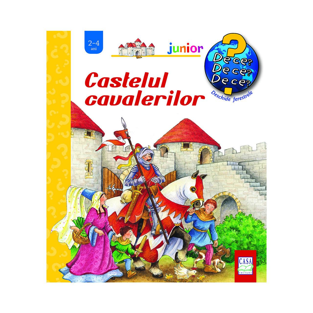 Castelul cavalerilor imagine edituracasa.ro