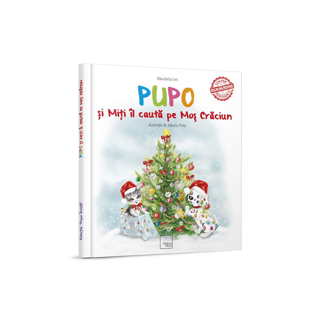Pupo și Miți îl caută pe Moș Crăciun imagine edituracasa.ro