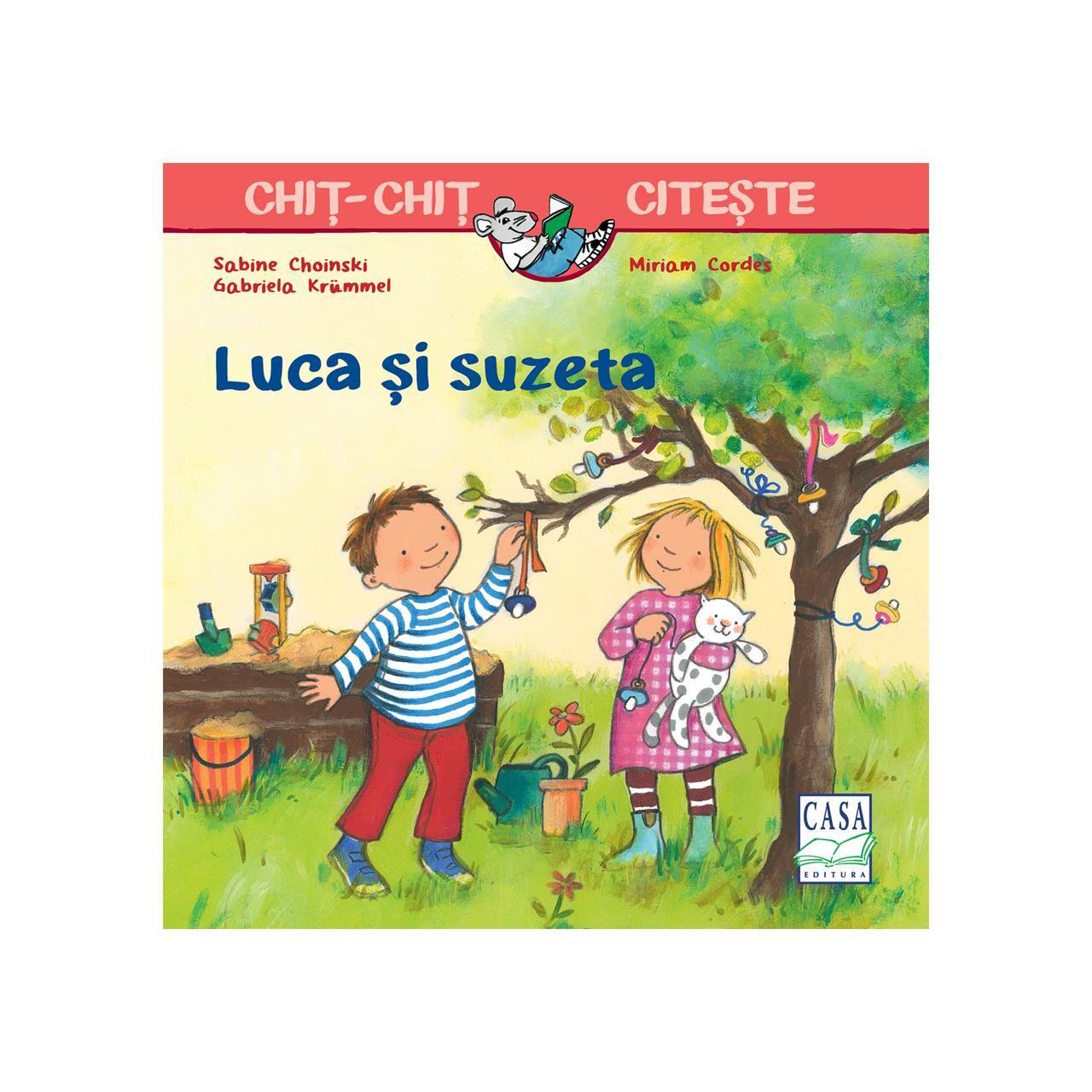 Luca și suzeta imagine edituracasa.ro